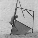Duo de Fer et de Chair, travail nu avec la structure