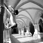 Improvisation dans le Cloître de l'abbaye de Noilac
